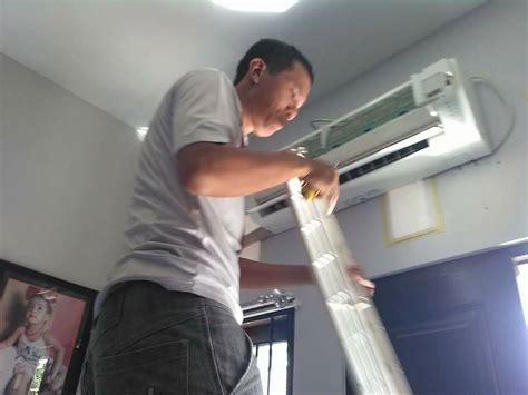 jasa cleaning  service ac panggilan  denpasar bali