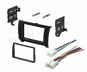 Complete Radio Stereo Install Dash Kit Wiring Harness 2007