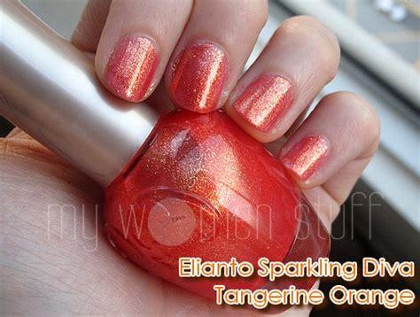 Will Tangerine Orange Nails Bring Luck?