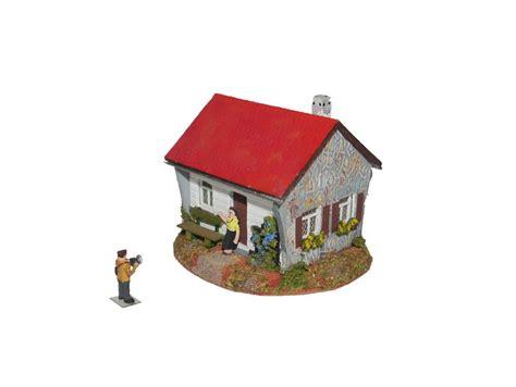 Faller Haus Mit Garage by Preiser 187 Preiser Haus Mit Garage Nr 1069