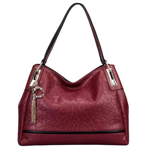 top  handbag brands italy handbag cowhide leather bags