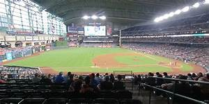 Section 212 At Minute Park Houston Astros