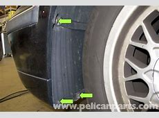 BMW E39 5Series Front Bumper Replacement 19972003 525i