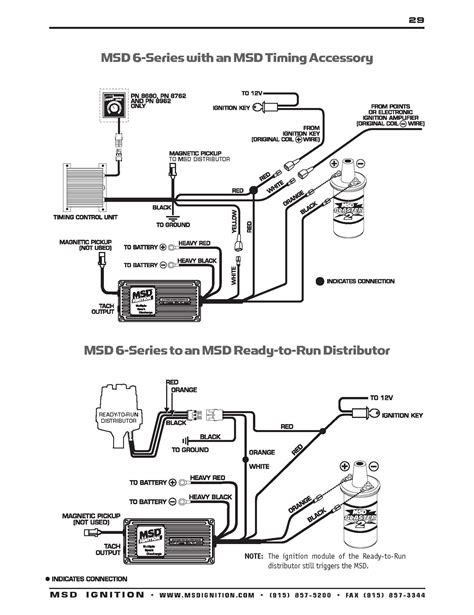 msd al hei wiring diagram  wiring diagram