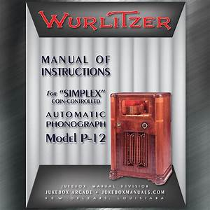 Wurlitzer Simplex Model P