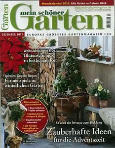 Mein Schöner Garten Mondkalender 2017 : mein sch ner garten 12 2017 zauberhafte ideen ~ Whattoseeinmadrid.com Haus und Dekorationen