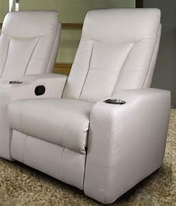 coaster pavillion home theater seating set white 600131 With coaster furniture home theater seating