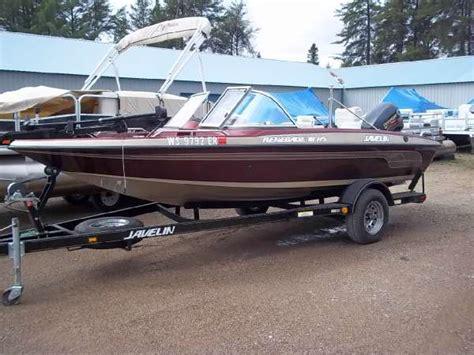 Javelin Boat Trailer Wheels by 1999 Javelin Boats For Sale