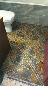 Schiefer Fliesen Grau : 1m bodenfliese 30x30cm mosaik fliesen schiefer stein ~ Michelbontemps.com Haus und Dekorationen