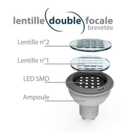 ik饌 bureau d angle sources led ampoules spot led gu10 angle focalisé 300 lumens xanlite