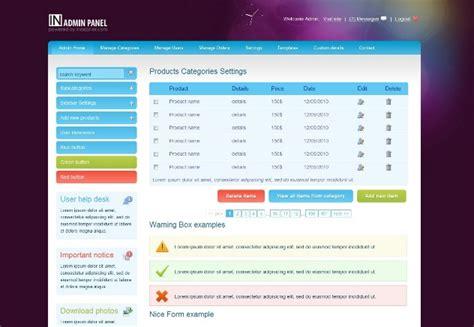 Le Admin Template Html Free Download by 10 Templates Gratuits Pour Vos Back Office Sur Web Plus Sucr 233