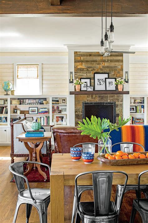 Home Decor For Small Houses by Small Space Decorating Tricks Southern Living