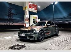 MilitaryThemed BMW M2 Has WWII Shark Teeth Fighter Wrap