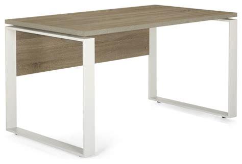 meuble bureau professionnel designo bureau professionnel 140cm en chêne contemporain