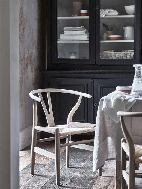greywash wishbone chair scandi wishbone chair nordic house