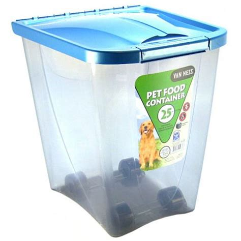 container cuisine cat food storage cat food supplies and products