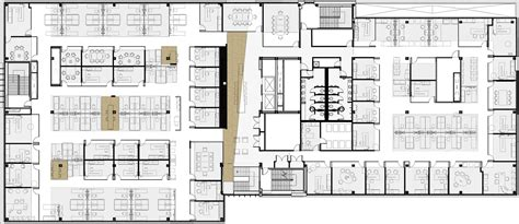 construction plans gallery of offices broccolini construction rubin et