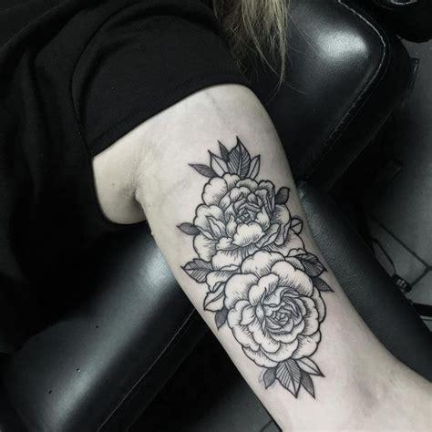 flower arm tattoos ideas  pinterest arm