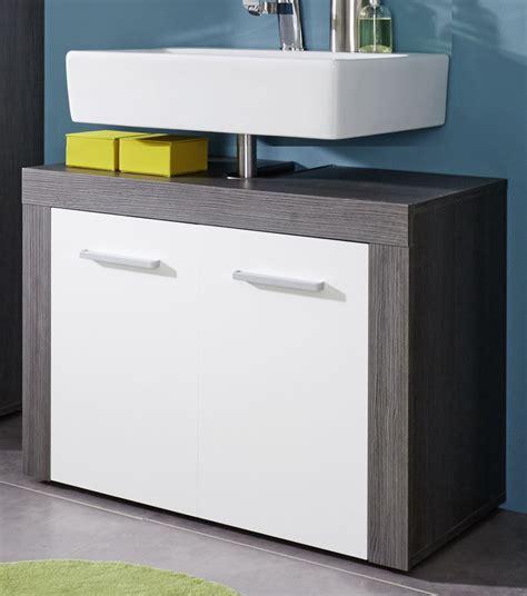 Badezimmer Waschbeckenunterschrank Grau by Badm 246 Bel Miami Wei 223 Sardegna G 252 Nstig Kaufen