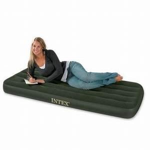 Schlafsofa Für Eine Person : kleines luftbett mit eingebauter fu pumpe f r eine person intex lu ~ Bigdaddyawards.com Haus und Dekorationen