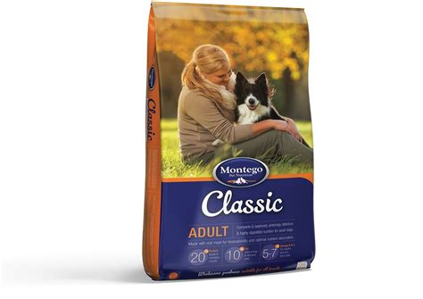 montego classic adult dry dog food kg buy