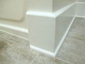 bathroom floor molding 28 images bathroom floor With how to install baseboard trim in bathroom