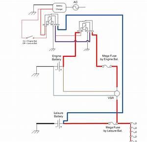 Vw T5 Kombi Conversion  U00bb Battery Charging System  U2013 Design