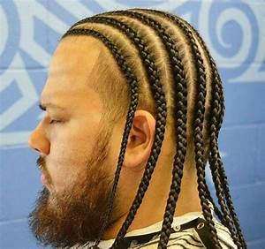 20 New Super Cool Braids Styles for Men You Can`t Miss