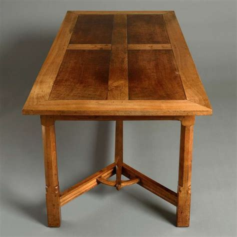 arts and crafts table ls arts and crafts dining table at 1stdibs