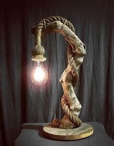 Lampe Aus Treibholz : die besten 25 treibholz lampe ideen auf pinterest dekorative lampen seil lampe und au enlampen ~ Indierocktalk.com Haus und Dekorationen