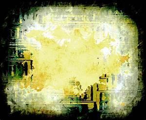 Greenish, Abstract, Grunge, Background, Texture