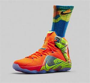 Nike LeBron Socks to Wear with the Nike LEBRON 12 Six ...