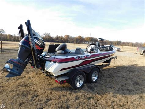 Skeeter Bass Boats Used by 2014 Used Skeeter Tzx190 Bass Boat For Sale 26 250