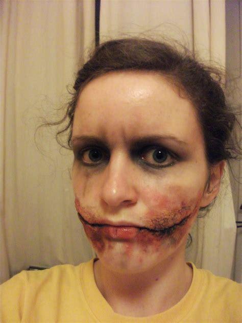 miriam wilson theatrical makeup design full glasgow grin