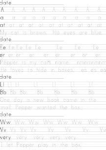 awesome handwriting practice  images handwriting