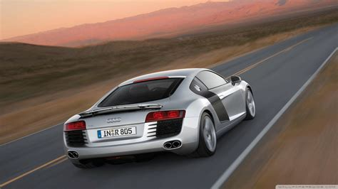 Download Audi R8 V10 Speed Wallpaper 1920x1080