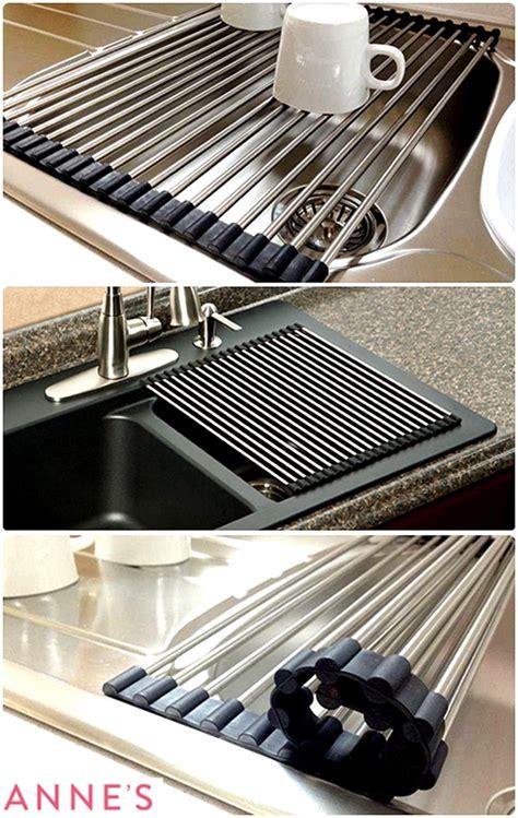 Sink Protector Mat Argos by Stainless Steel Kitchen Sink Drainer Roll Heat Mat Folding