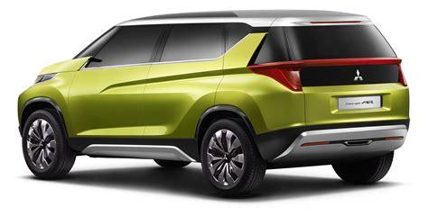 2018 Mitsubishi Concept Ar Concepts