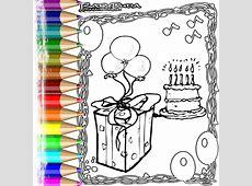 Ausmalbilder & Malvorlagen Geburtstag BabyDuda » Malbuch
