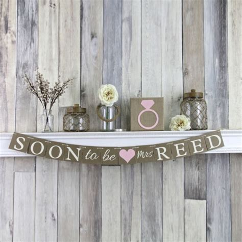 25 best ideas about bridal shower banners on pinterest
