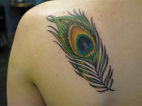peacock feather tattoos designs ideas  meaning