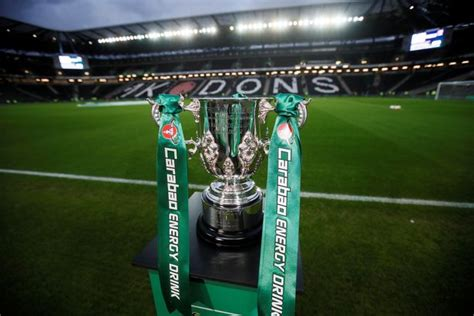 Carabao Cup first round draw in full as 70 EFL clubs ...