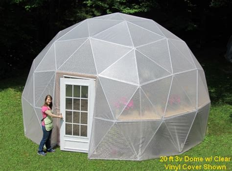 ft  geodesic dome greenhouse kits