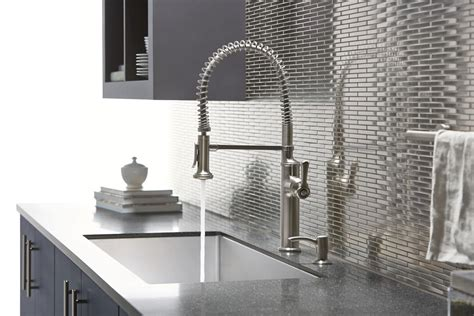 when it 39 s for a kitchen faucet i turn to kohler