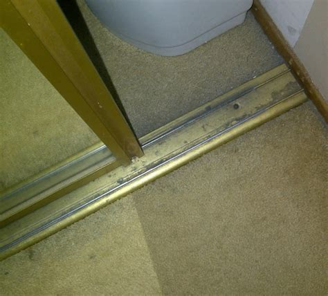 need replacement closet door track swisco
