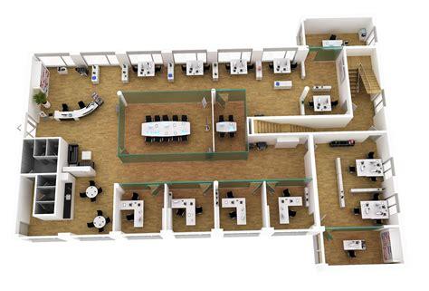floor plan realistic rendering architectural