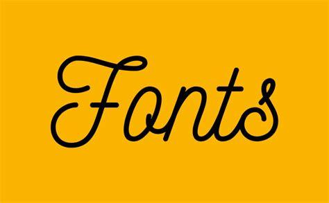 latest font styles  list  refine  design work