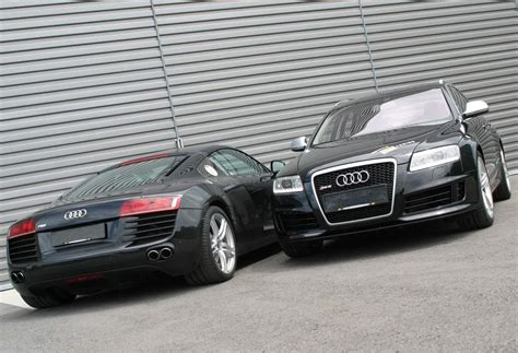 Oct Tuning Audi Rs6 And R8