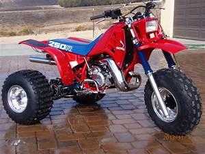Honda  Atc250r  How Pretty Is That