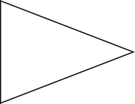 pennant banner templates  clipart